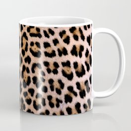 Cheetah Pattern Coffee Mug