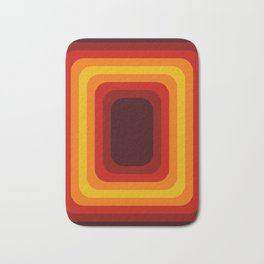Retro Design 01 Bath Mat