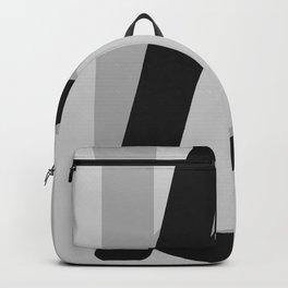 GREY — B Backpack