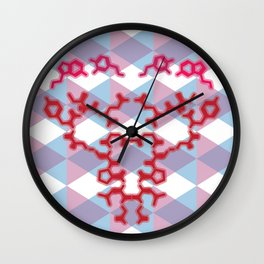 A Chemical Connection Wall Clock