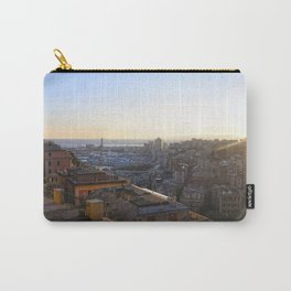 Tramonto a Genova Carry-All Pouch