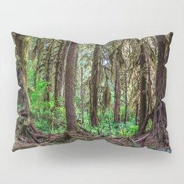 Strange Woods Pillow Sham