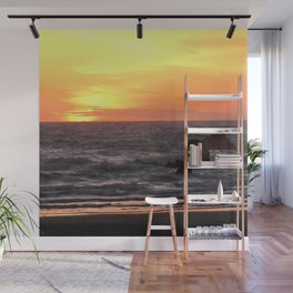 Another day has come and gone... Wall Mural