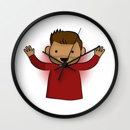 Jesse Pinkman - Breaking Bad Wall Clock