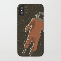 dreamer iPhone & iPod Cases featuring Dreamer by Wolves In Space