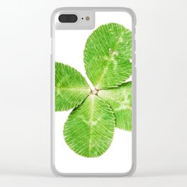 FORTUNE Clear iPhone Case
