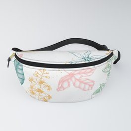 Tropical Botanics Fanny Pack