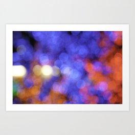 01 - OFFFocus Art Print