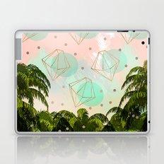 Palms and diamonds Laptop & iPad Skin