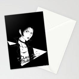 Black Stones Stationery Cards