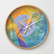 Kozmoz nu Wall Clock
