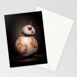 BB8 Stationery Cards