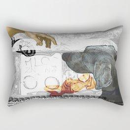GOD DOG Rectangular Pillow