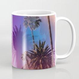 Sunshine and Palm Trees Coffee Mug