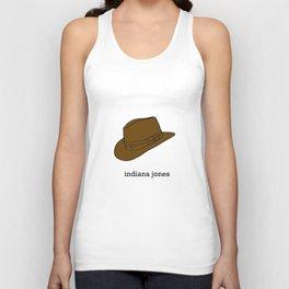 Indiana Jones Unisex Tank Top