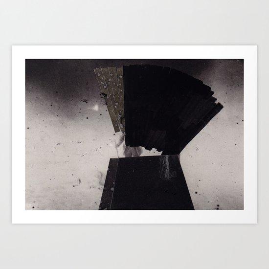 bow2 Art Print