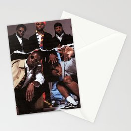 Asap Mob Cozy A AP Rocky Ferg Nast album cover celebrity art canvas poster high quality printing in various sizes Stationery Cards