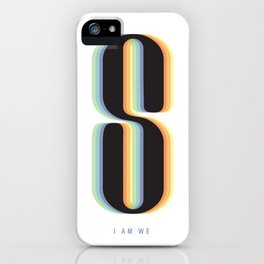 I AM WE. Sense8 iPhone Case