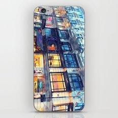 Vienna street art iPhone & iPod Skin