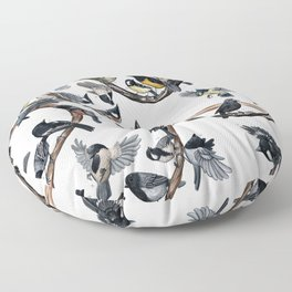 Tits of the World Floor Pillow