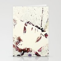 gangster Stationery Cards featuring Gangster by  Maʁϟ