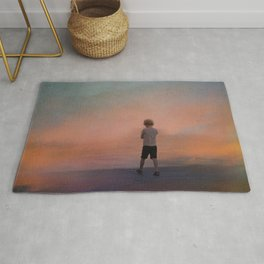 A world of illusions Rug