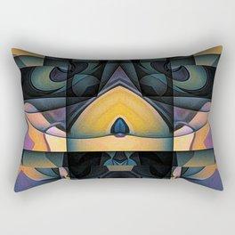 The Monster Under The Bed Rectangular Pillow