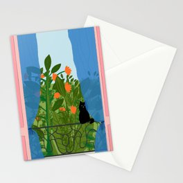 Room with view Stationery Cards