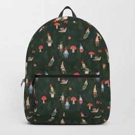 Woodland Gnomes Backpack