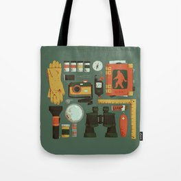 Cryptid Hunting Tote Bag