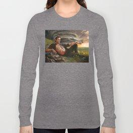 Ian Malcolm: From Chaos Long Sleeve T-shirt