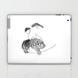 Nietzsche Talking Laptop & iPad Skin