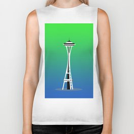 Seattle City Biker Tank