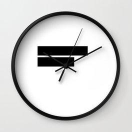 Censored Wall Clock