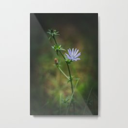 Isolated Beauty Metal Print