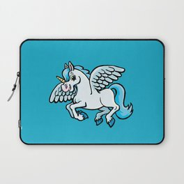 unicorn with wings Laptop Sleeve