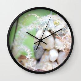 Fairy Fleece Wall Clock