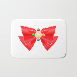 Sailor Moon Manga Transformation Brooch Bath Mat