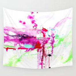 A Mystic Encounter No.1d by Kathy Morton Stanion Wall Tapestry