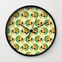 Environment Facility Wall Clock
