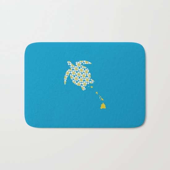 Hawaii Bath Mat