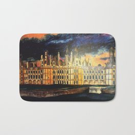 Chambord Chateau – Romantic France Bath Mat