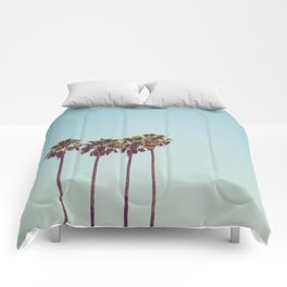Vacation Feelings Comforters