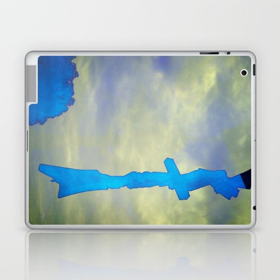Signs in the Sky Collection - Hope Laptop & iPad Skin