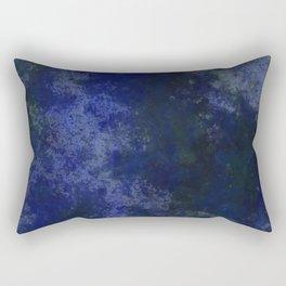 Marbled Structure 4B Rectangular Pillow