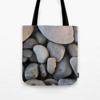 rocky Tote Bags featuring Rocky by Claire Laminen Photo