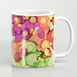 Loving bubble flowers Coffee Mug