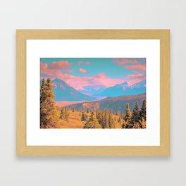 1960s Landscape XXVIII Framed Art Print