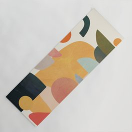 Modern Abstract Art 70 Yoga Mat