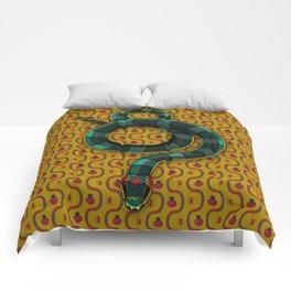 Infinity Snake Comforters